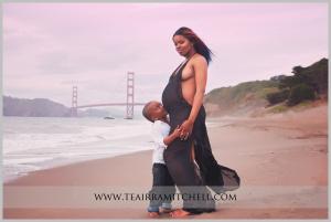 Baker Beach Nude Maternity Photography