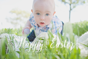 Wishing you a Happy Resurrection Sunday, from TeAirra Mitchell Photography