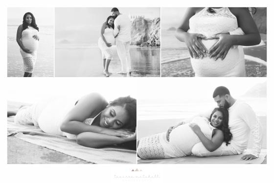 Ocean Beach Maternity Photography 4